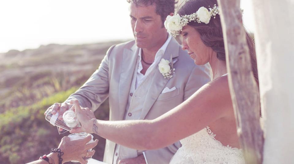 Matrimonio Spiaggia Formentera : Foto matrimonio formentera